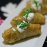 トルコ家庭料理★ロールキャベツ(ラハナドルマス)