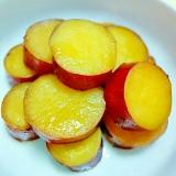 さつま芋の甘露煮⭐レモン風味