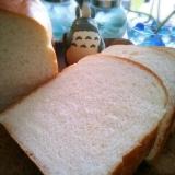 ホシノ天然酵母で☆中種法♡イギリス食パン♡