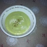 すぐに出来る アボガドスープ