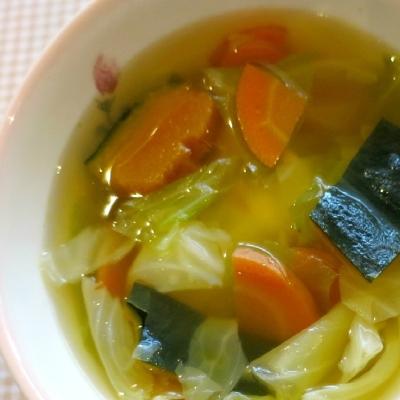 楽々美味しくダイエット!「ダイエットスープ」の作り方、オススメな材料&注意点