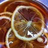 甜菜糖(てんさい糖)でレモンの砂糖漬け