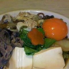 安いお肉もレベルアップ! 肉豆腐♪