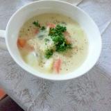 簡単☆お野菜の豆乳シチュー