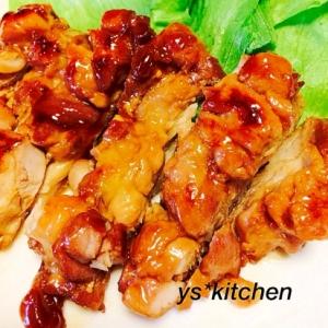 鶏の照り焼き☆