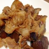 ご飯がすすむ☆豚肉となすの生姜焼き