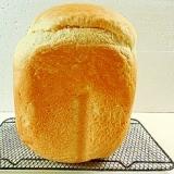 HBで早焼き、ハニーミルク食パン