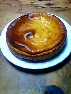 覚えやすい分量でかぼちゃのチーズケーキ