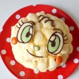 かわいいメロンパンデコ☆メロンパンナちゃん
