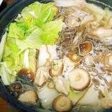 2度おいしい「わが家のお鍋」 水炊き