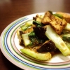 栄養満点「小松菜」が主役の献立