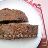 レンジで作る☆チョコレートケーキ