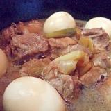 【ダッチオーブンLOVE❤】やわらか豚の角煮