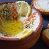 トルコ料理★フムス・ひよこ豆のペースト
