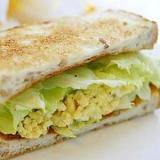 定番*美味しい♪ ★卵サンドイッチ★