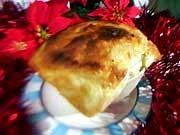 ★クリスマスディナー パイつきカレースープ