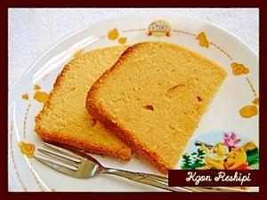 HB☆ぷりんなケーキ(米粉入Ver)
