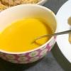 簡単に手早くできる「かぼちゃスープ」