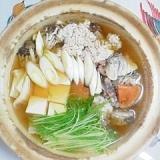 寒い日には、やっぱり鍋物~ (^○^)