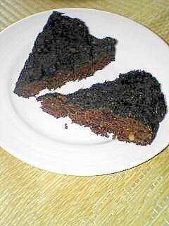 米ぬかでガトーショコラ 炊飯器ケーキです♪