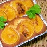 ふわふわっ☆オレンジケーキ