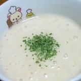 塩麹で簡単☆里芋のヘルシー豆乳ポタージュ