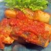 たまにはイタリアンで!「サバのトマト煮」献立