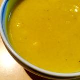 自家製 カボチャのスープ