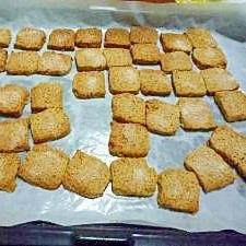 精米後の米ぬか使用★ヘルシークッキー