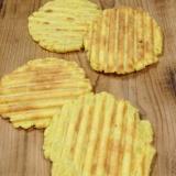 コロンビア風薄焼きコーンパン