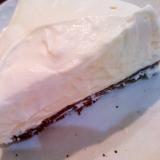 【糖質制限】混ぜて冷やすだけ濃厚レアチーズケーキ