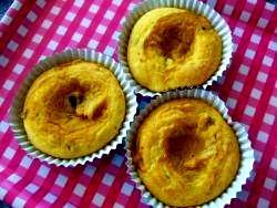 パンプキンミニケーキ