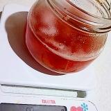【糖質制限】少ない苺で低糖質な苺ジャムもどきソース