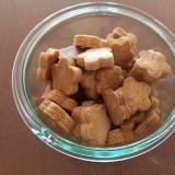 卵なし材料4つで簡単に☆手作りクッキー☆