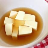簡単に!湯豆腐☆