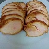本格的で柔らかい♪鶏むね肉のチャーシュー