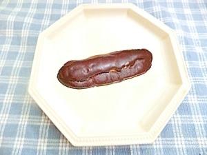 チョコヨーグルトエクレア