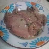 ジビエ料理♪イノシシで簡単チャーシュー