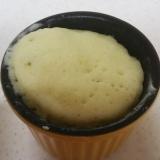 離乳食やおやつに!簡単蒸しパン