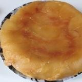 炊飯器で簡単りんごのケーキ!
