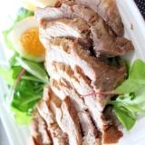 ズボラで簡単☆豚かたまり肉でごちそうチャーシュー