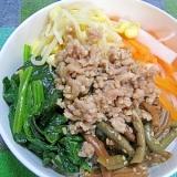 本格簡単!韓国料理ビビンバ