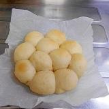 生クリームちぎりパン