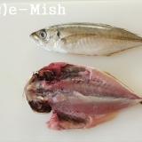魚のさばき方(腹開き)