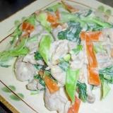 3種のソースで「チンゲン菜」を使い切り!
