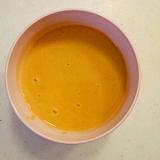 離乳食に☆ 赤ちゃん用かぼちゃスープ