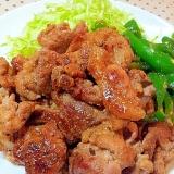 ご飯がすすむ✿ピーマンと豚の生姜焼き❤