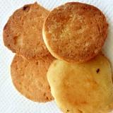 バターたっぷり甘さ控えめサクサクのバタークッキー