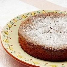 大人のためのチョコレートケーキ