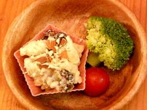 カフェ風☆スイートポテトサラダ